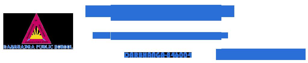 Darbhanga Public School Logo